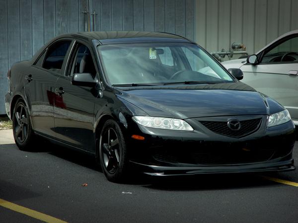 Picture of 2003 Mazda MAZDA6 4 Dr i Sedan