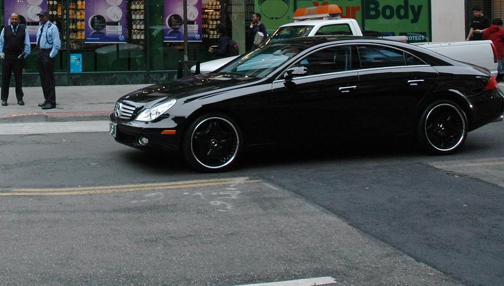 Mercedes Cls 2006 Interior 2006 Cls 500 Mercedes