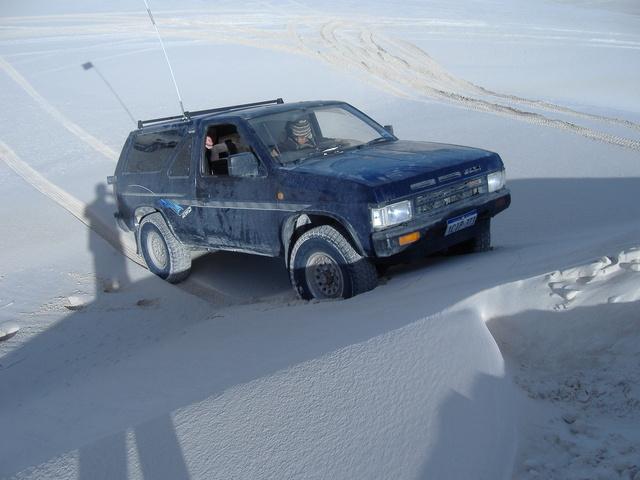 1993 Nissan Terrano Ii - Pictures