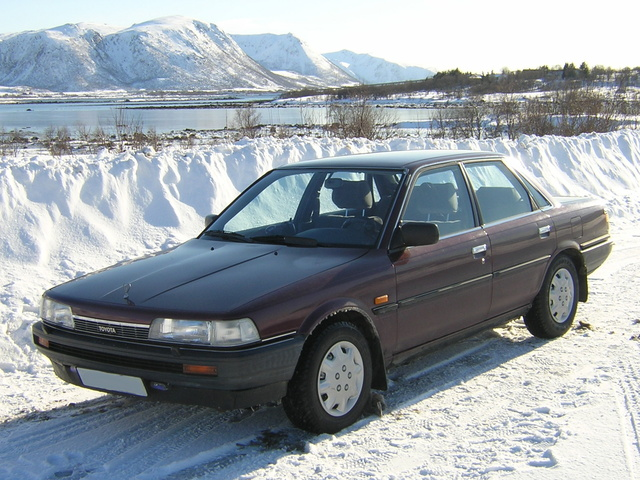 Picture of 1987 Toyota Camry STD, exterior, gallery_worthy