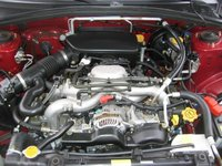 Picture of 2006 Subaru Forester 2.5 X, engine, gallery_worthy