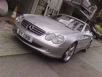 Picture of 2005 Mercedes-Benz SL-Class SL 500, exterior, gallery_worthy