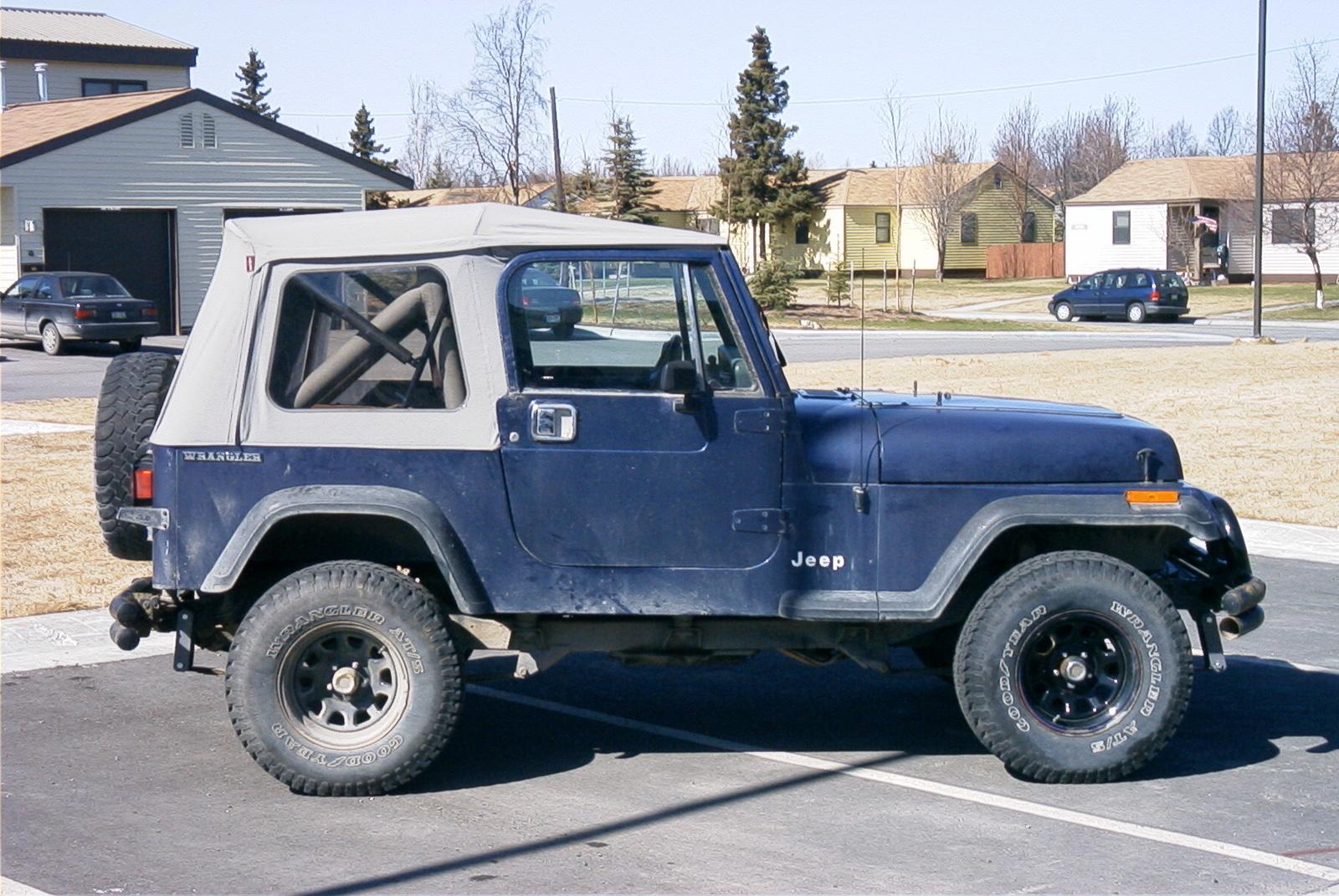 1990 Jeep Wrangler Pictures Cargurus