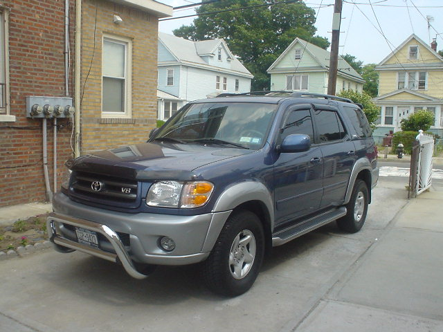 Picture of 2001 Toyota Sequoia SR5 4WD