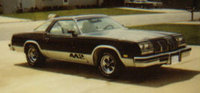 1977 Oldsmobile 442 Overview