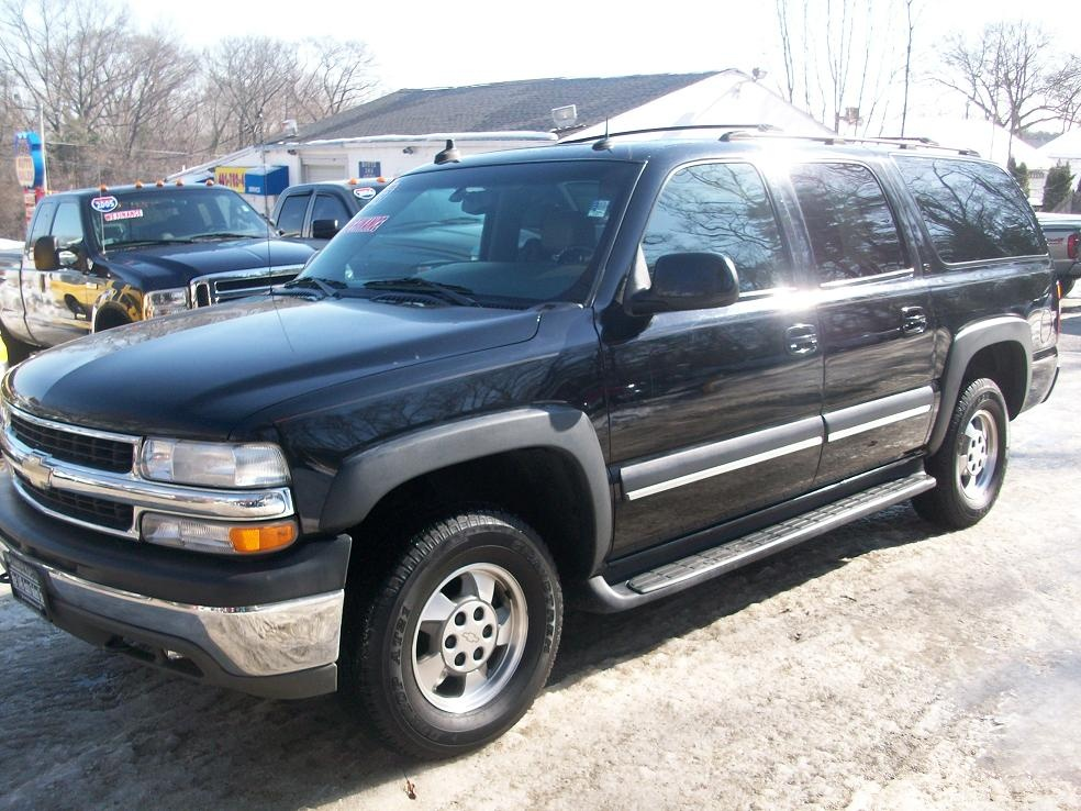 26+ 2003 Chevrolet Suburban Lt 1500