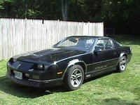 Picture of 1985 Chevrolet Camaro IROC Z, exterior