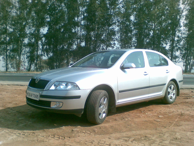Picture of 2007 Skoda Octavia, exterior