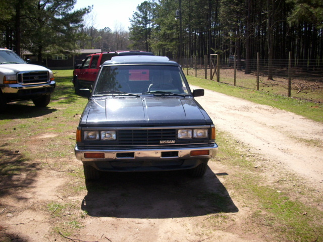 Picture of 1984 Datsun 720
