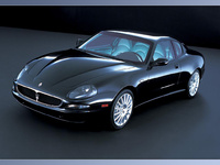 2002 Maserati Coupe Overview