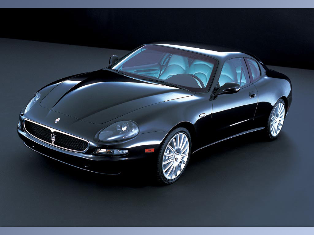 2002 Maserati Coupe Overview Cargurus