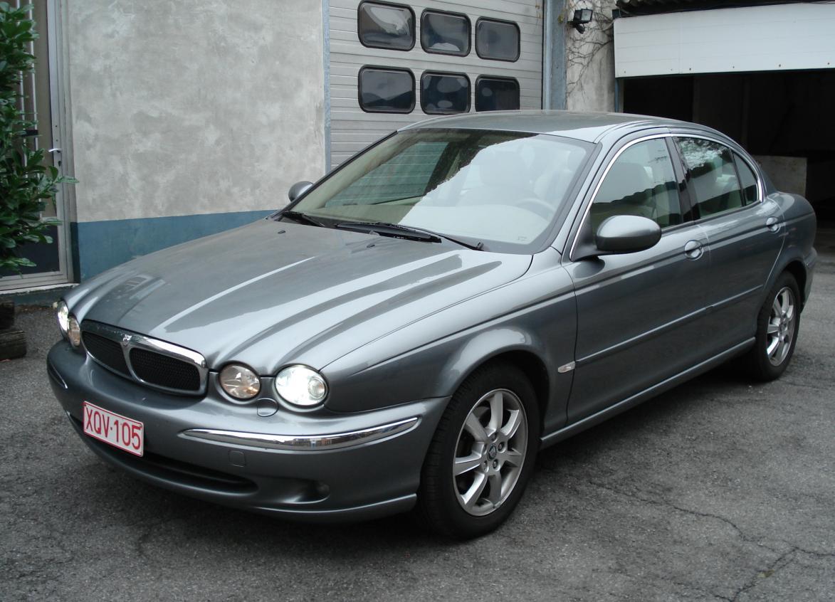 2003 Jaguar X Type Pictures Cargurus
