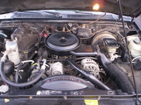 Picture of 1993 GMC Sonoma 2 Dr SLE Standard Cab LB, engine