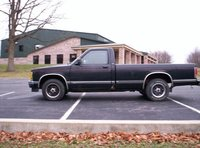 Picture of 1993 GMC Sonoma 2 Dr SLE Standard Cab LB, exterior