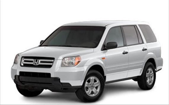 Picture of 2006 Honda Pilot EX AWD