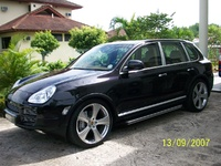 Picture of 2006 Porsche Cayenne S AWD, exterior