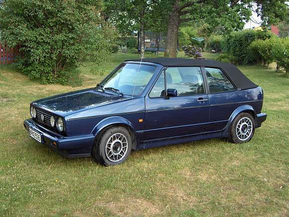 Picture of 1992 Volkswagen Cabriolet