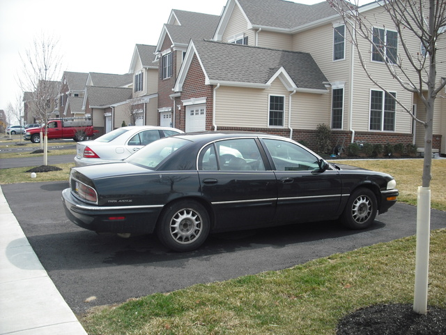 Picture of 1997 Buick Park Avenue