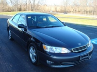 2000 Lexus ES 300 Base, Picture of 2000 Lexus ES 300 STD, exterior