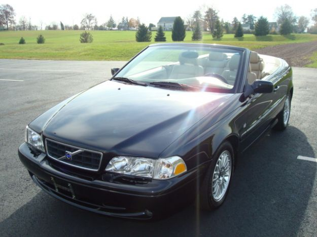Volvo C Pic on 1999 Volvo C70 Convertible
