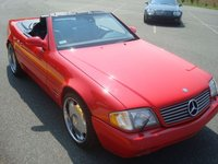 Picture of 2000 Mercedes-Benz SL-Class SL 500, exterior
