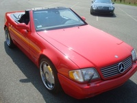 Picture of 2000 Mercedes-Benz SL-Class 2 Dr SL500 Convertible, exterior