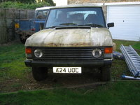 1983 Land Rover Range Rover Overview