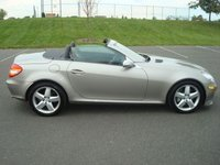 Picture of 2005 Mercedes-Benz SLK-Class SLK 350, exterior