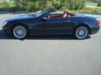 Picture of 2004 Mercedes-Benz SL-Class SL 55 AMG, exterior