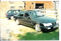 Picture of 1992 Ford Sapphire, exterior, gallery_worthy