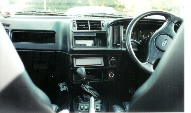 Picture of 1972 Ford Escort, interior, gallery_worthy