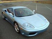 Picture of 2004 Ferrari 360 Modena Coupe, exterior