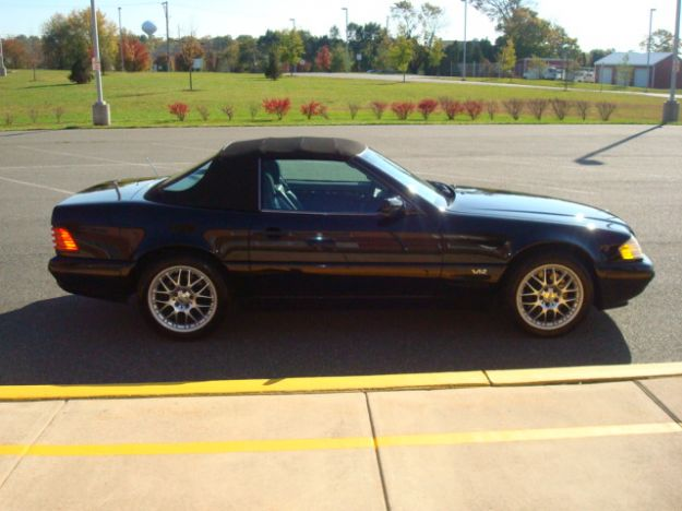 Picture of 1996 Mercedes-Benz SL600 2 Dr SL600 Convertible