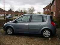 2006 Renault Scenic Overview