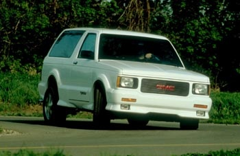 Picture of 1993 GMC Typhoon 2 Dr Turbo AWD SUV, exterior, gallery_worthy