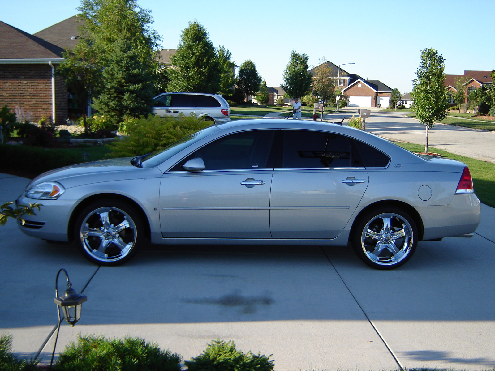 picture of 2006 chevrolet impala ls exterior. Black Bedroom Furniture Sets. Home Design Ideas