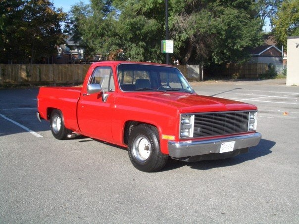 Picture of 1987 Chevrolet C/K 10, exterior, gallery_worthy