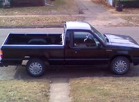 Picture of 1992 Mitsubishi Mighty Max Pickup 2 Dr One Ton Mighty Max Standard Cab LB, exterior