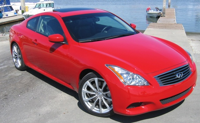 Picture of 2008 INFINITI G37