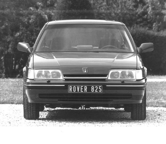 Picture of 1986 Rover 800