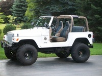 Picture of 1999 Jeep Wrangler Sahara, exterior