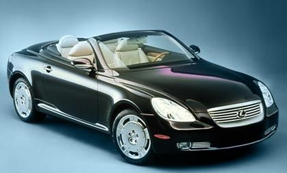 Picture of 2009 Lexus SC 430