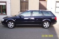 2002 Audi A6 Avant picture, exterior