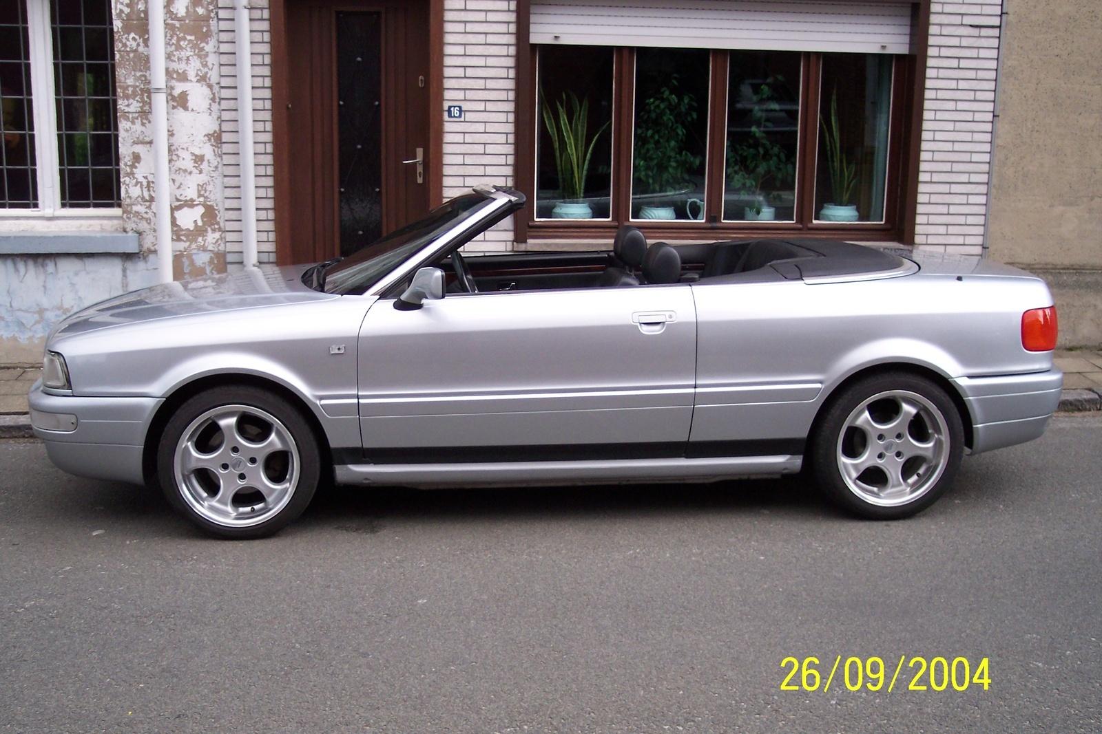 Audi audi a4 coup : 1998 Audi Cabriolet - Overview - CarGurus