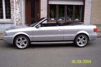 1998 Audi Cabriolet Overview