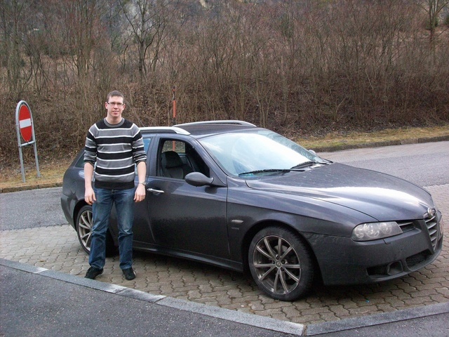 Picture of 2005 Alfa Romeo 156, exterior