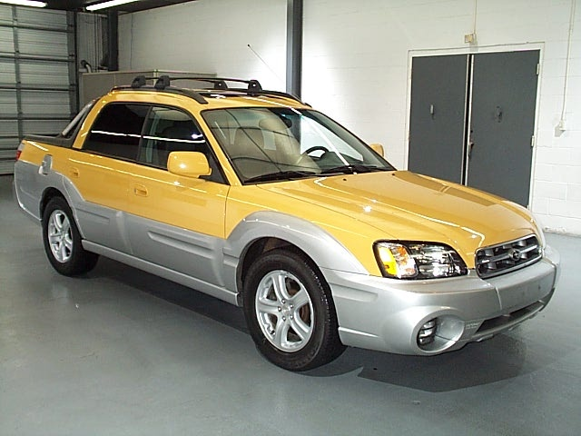 Picture of 2003 Subaru Baja AWD