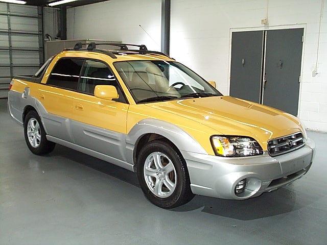Picture of 2003 Subaru Baja 4 Dr STD AWD Crew Cab SB