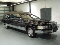 1995 Cadillac Fleetwood Overview