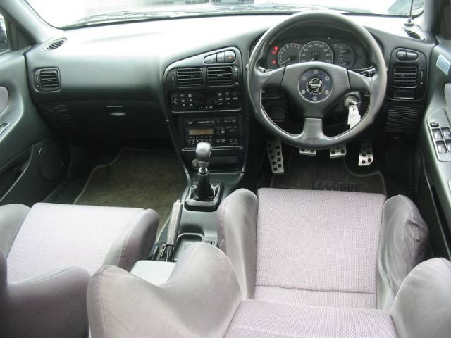 1995 Mitsubishi Lancer Evolution Interior Pictures Cargurus